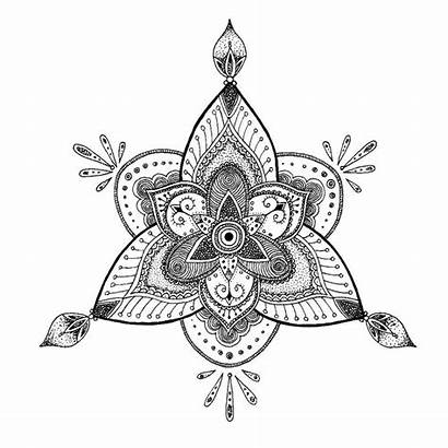 Tangle Triangle Mason Georgia Temporary Tattoo Easytatt