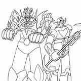 Mazinkaiser Grendizer Lineart Deviantart Anime sketch template