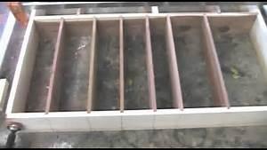 Make a silverware drawer organizer - YouTube