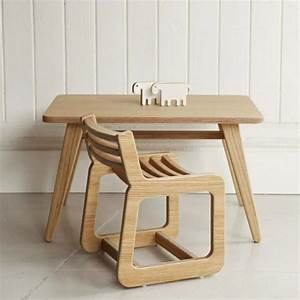 Table Enfant Bois : table enfant ~ Teatrodelosmanantiales.com Idées de Décoration