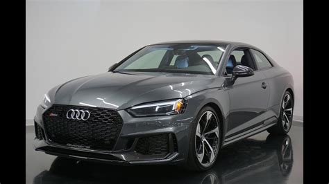 2019 Audi Rs5 by 2019 Audi Rs5 Coup 233 Revs Walkaround In 4k