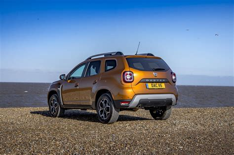 renault duster 2019 2019 dacia duster uk spec detailed in new photos and