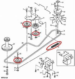 John Deere Lt155  Drive Belt Replacement  U2013 Mike U0026 39 S Viewpoint