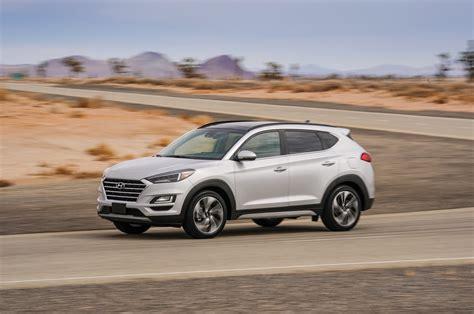 Hyundai Tucson 2019 by 2019 Hyundai Tucson Look Goodbye Turbocharger