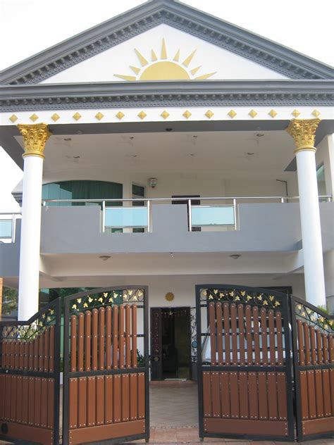 rumah contoh taman scientex pasir gudang republika rss