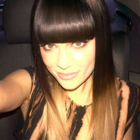 Pin By Stand Up On Jessica Cornish Dip Dye Hair Blonde