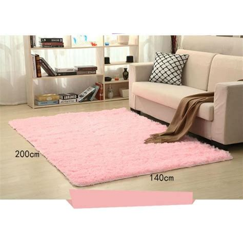 tapis rose poudre achat vente tapis rose poudre pas