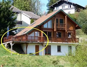 agrandissement d39une terrasse cote lateral renovation et With agrandissement d une maison