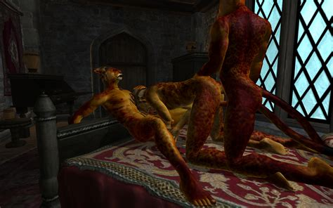 oblivion khajiit nude screenshots nude comics