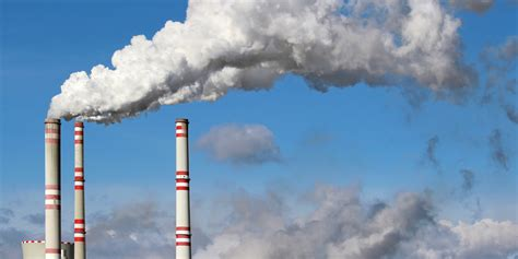 Co2 Emissions Were Flat For Three Years Now They're