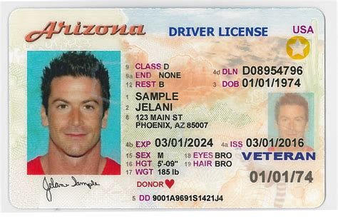 Arizona Rolls Out Real Id-compliant Licenses And Ids On