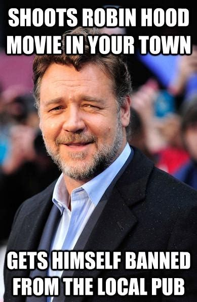 Russell Meme - good guy russell crowe meme guy
