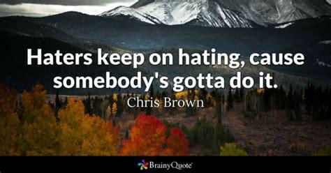 haters quotes brainyquote