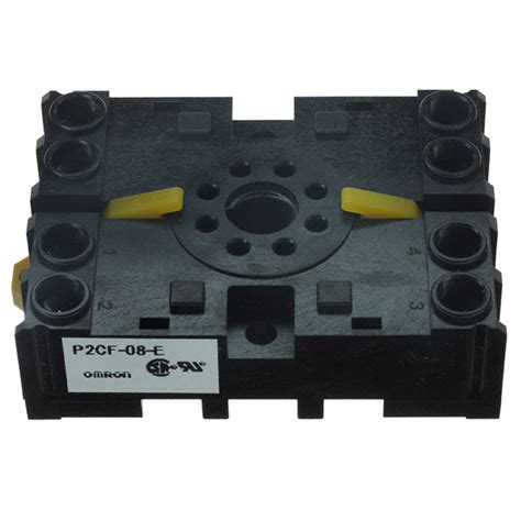 P2cf-08-e Omron Automation And Safety