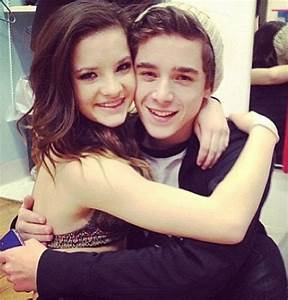 Pics For > Brooke Hyland And Brandon Pent Duet