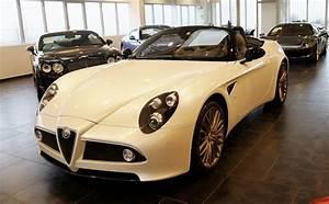 Concessionnaire Alfa Romeo Occasion : alfa romeo competizione spider occasion benzin 8 39 200 km chf 328 39 000 ~ New.letsfixerimages.club Revue des Voitures