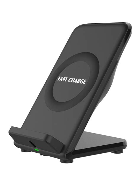 QI Standard Quick Charge Wireless Charger, 10W Fast Charge