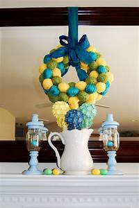28 seasonal easter indoor decoration inspirations With house decorating ideas for easter