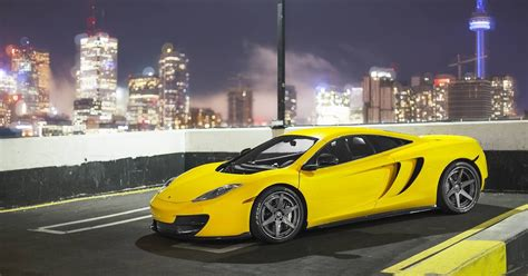 All Cars New Zealand: Vorsteiner McLaren 12C Spa-F by ...