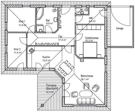 grundriss bungalow 120 qm diesel sparen traum haus bauen winkel bungalows avec grundriss grundriss bungalow 120 qm mit