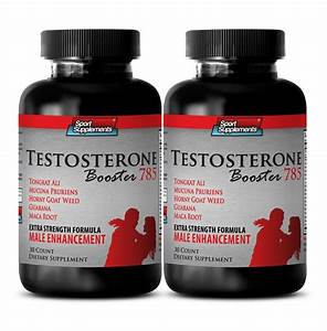 Panax Ginseng - Testosterone Booster T-785