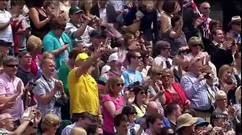 Click on the 'x' to acknowledge that you are happy to receive cookies from wimbledon.com.find out more. Wimbledon 2012: 3.Roger FEDERER Vs 4.Andy MURRAY - video Dailymotion