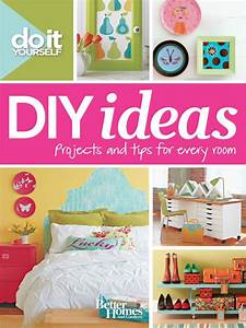 Do, It, Yourself, Diy, Ideas, Better, Homes, And, Gardens, Ebook