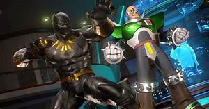 Marvel Vs Capcom Infinites Black Panther And Sigma