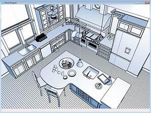 Kitchen planner tool download kitchendraw 65 kitchen for Smartdraw tutorial floor plan