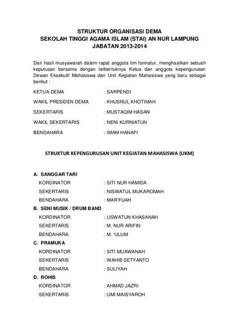 Contoh Berita Acara Kegiatan Organisasi by Contoh Berita Acara Hasil Musyawarah Seeker