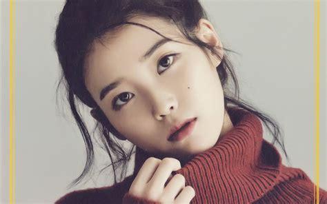 Hd Fall Desktop Wallpapers Hn83 Iu Kpop Girl Singer Artist Cute Wallpaper