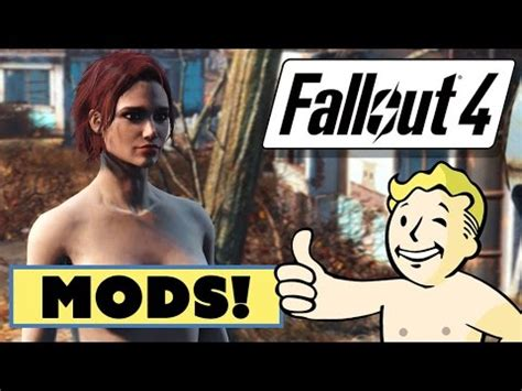 Fallout 4 Best Mods  The Know Youtube