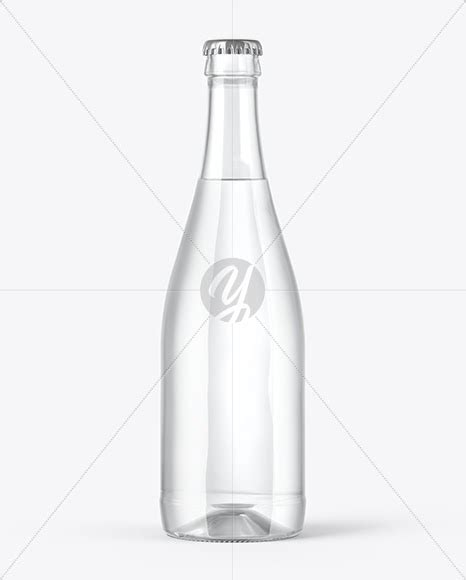 Change its design according to your needs clear, colored, plastic and glass bottle mockups are on the list, you just have to pick the ones that. Download 500ml Clear Glass Water Bottle Mockup PSD