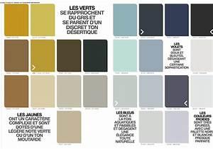 palette couleur peinture mur ciabizcom With couleur peinture pour salon moderne 2 peinture ecologique pour interieur mateco peinture chaux