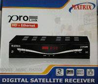 Harga Matrix Pro Hd Ethernet cara input biss key menggunakan receiver matrix pro link