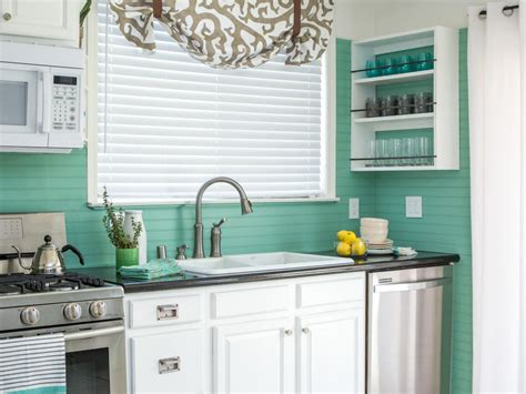 rolling island for kitchen how to cover an tile backsplash with beadboard hgtv