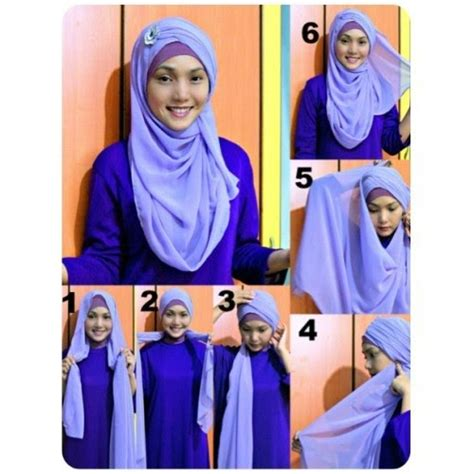 hijabers tutorial sakinah beautiful  hijab