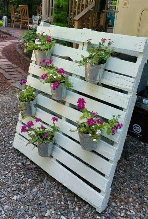 pallet plant holder  images pallets garden pallet