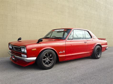 vintage nissan skyline nissan skyline gtr kgc10 by jdm legends automotive