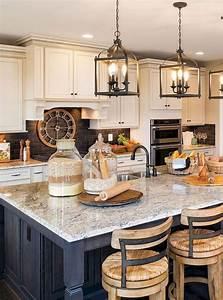 65, Beautiful, Modern, Farmhouse, Kitchen, Makeover, Decor, Ideas