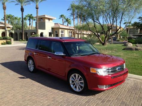 Buy used 2012 Ford Flex.. Limited Navi leather..Vista