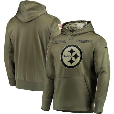 nfl military hoodies nike salute  service veterans