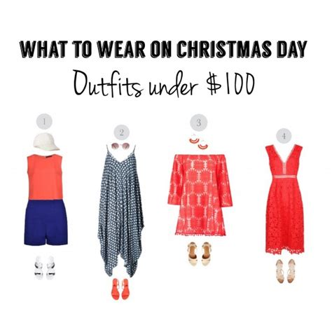 what to wear christmas day outfits under 100 pretty