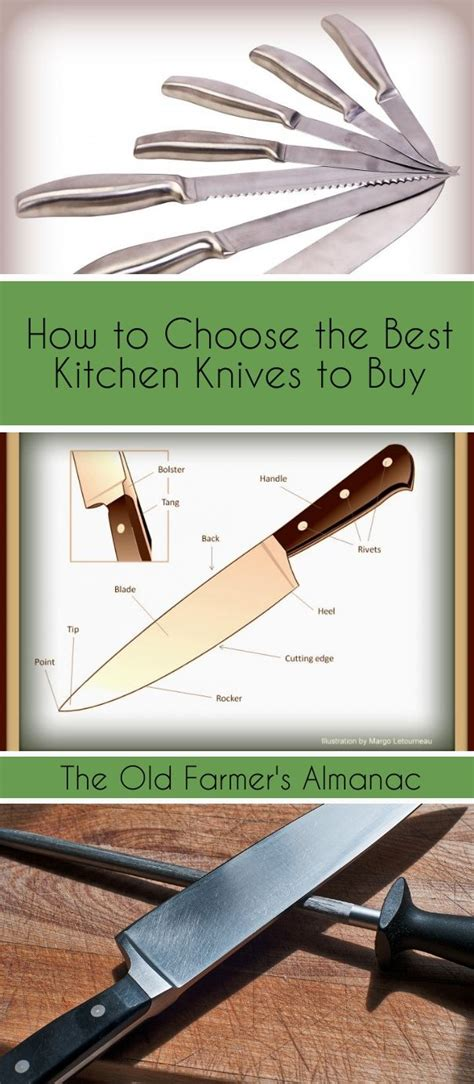 knives kitchen almanac choose