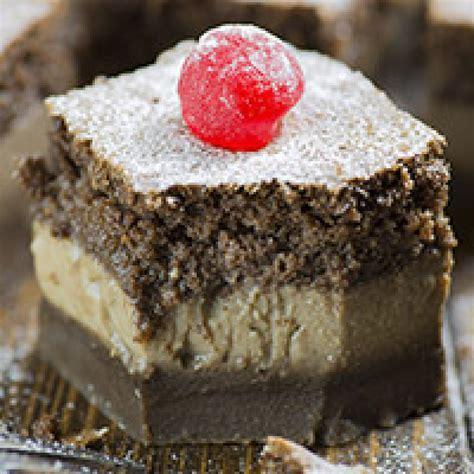 chocolate magic custard cake recipe    pinch recipes