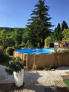 Terrasse Piscine Hors Sol : id e am nagement terrasse et piscine hors sol cr ation ~ Dailycaller-alerts.com Idées de Décoration