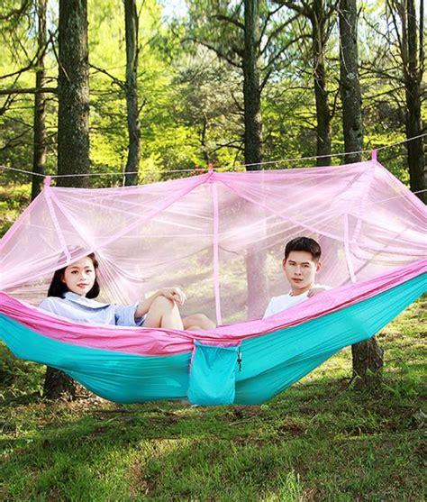 Travel Hammock With Mosquito Net by Ultralight Travel Hammock With Mosquito Net Cing Hammock