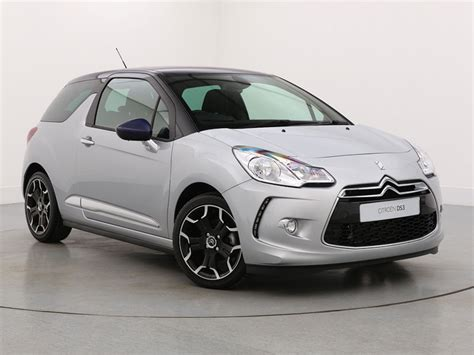 Citroen Ds3 For Sale by Nearly New Citroen Ds3 Cars For Sale Arnold Clark