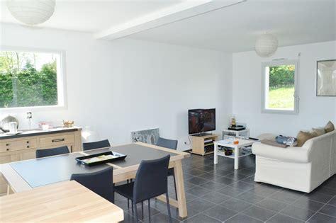 idee peinture cuisine meuble blanc idee deco cuisine salon salle a manger