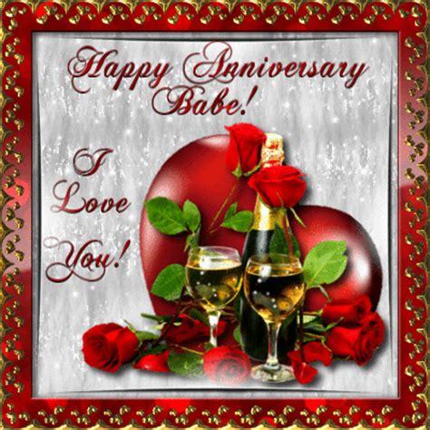 babe  happy anniversary ecards greeting